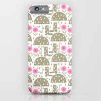 iPhone & iPod Case featuring Rain by ottomanbrim
