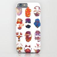 iPhone & iPod Case featuring Masquerade by C86   Matt Lyon