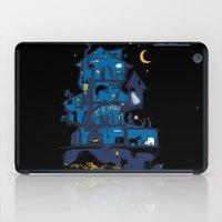 Wizard's Castle iPad Case
