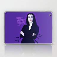 Don't Torture Yourself Laptop & iPad Skin