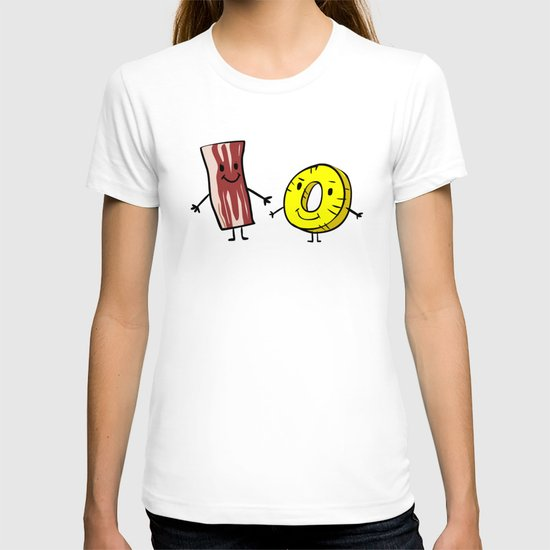 Bacon Pineapple T-shirt