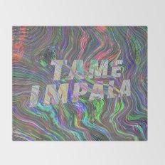 TAME IMPALA Throw Blanket
