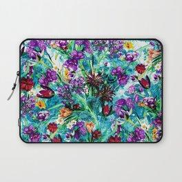 Laptop Sleeve - Floral Jungle - RIZA PEKER