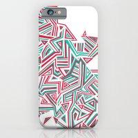 Geo Run iPhone 6 Slim Case