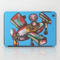 Aeroplane iPad Case
