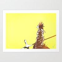 Ornstein Color Art Print