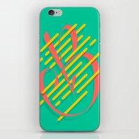 Tropical B iPhone & iPod Skin