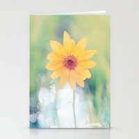 Little Flower Stationery Cards