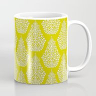 SPIRIT Lime White Mug