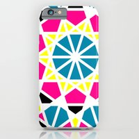 CMYK III iPhone 6 Slim Case