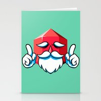 Game Master Stationery Cards