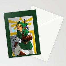 The Legend of Zelda: Link Stationery Cards