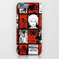 RED & WHITE - A Nne Fran… iPhone 6 Slim Case