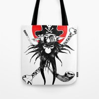 The Pirate Dog Tote Bag