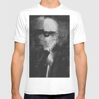 Karl Lagerfeld Star Futu… Mens Fitted Tee White SMALL