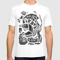 Dali #1 - the print Mens Fitted Tee White SMALL
