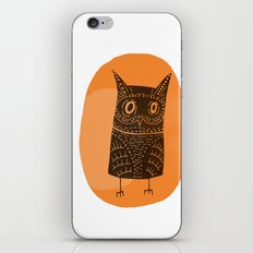 This is my owl iPhone & iPod Skin