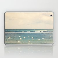 Swan Sea Laptop & iPad Skin