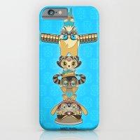 RUFUS TOTEM iPhone 6 Slim Case