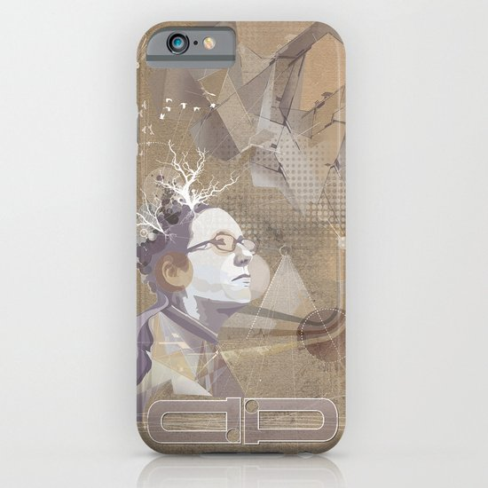 adamned.age artist poster  iPhone & iPod Case