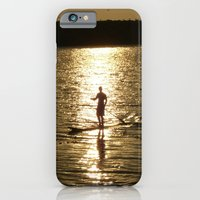 iPhone & iPod Case featuring Coasting by Justin Catron