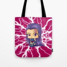 Chibi Psylocke Tote Bag