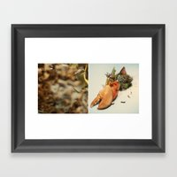 Covet Framed Art Print