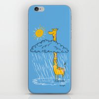 The Perks Of Being A Gir… iPhone & iPod Skin