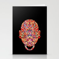 Dimensional Traveller II… Stationery Cards