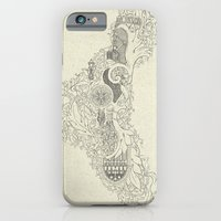 iPhone & iPod Case featuring The Fertile Land in One's Imagination by kyomi2735