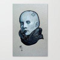 The Doc Canvas Print