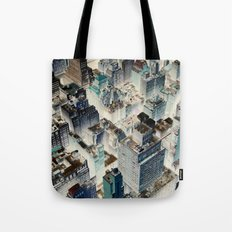 Antimatter Tote Bag