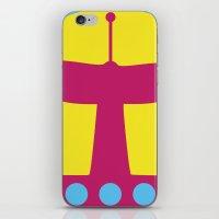 Aero II iPhone & iPod Skin