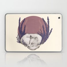Fox & Lavender Laptop & iPad Skin