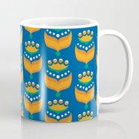 Mod Pop Blue Mug