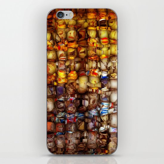ABSTRACT - Gordion knot iPhone & iPod Skin