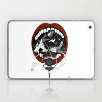 Poetry Slam  Laptop & iPad Skin