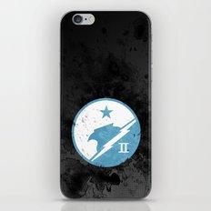 Halo - Blue Team iPhone & iPod Skin