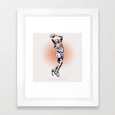 Charles Barkley Framed Art Print