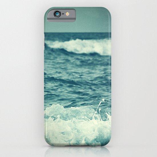 The Sea IV. iPhone & iPod Case