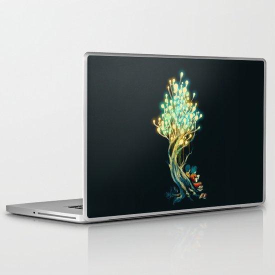 ElectriciTree Laptop & iPad Skin
