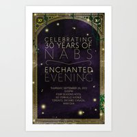 Forest And Enchantment Art Print