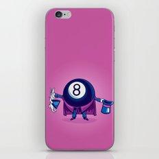 The Magic Eight Ball iPhone & iPod Skin