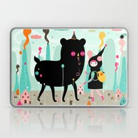 A Lovely Day At The Tiny… Laptop & iPad Skin