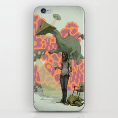 Can I Get a Paradigm Shift Already? iPhone & iPod Skin