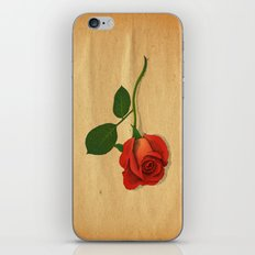 A Rose iPhone & iPod Skin