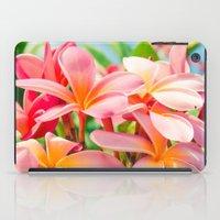 Pua Melia ke Aloha Maui  iPad Case