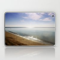 Ocean Glitter Laptop & iPad Skin