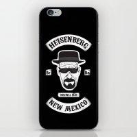 Sons Of Heisenberg iPhone & iPod Skin