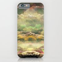 Head In The Clouds By De… iPhone 6 Slim Case